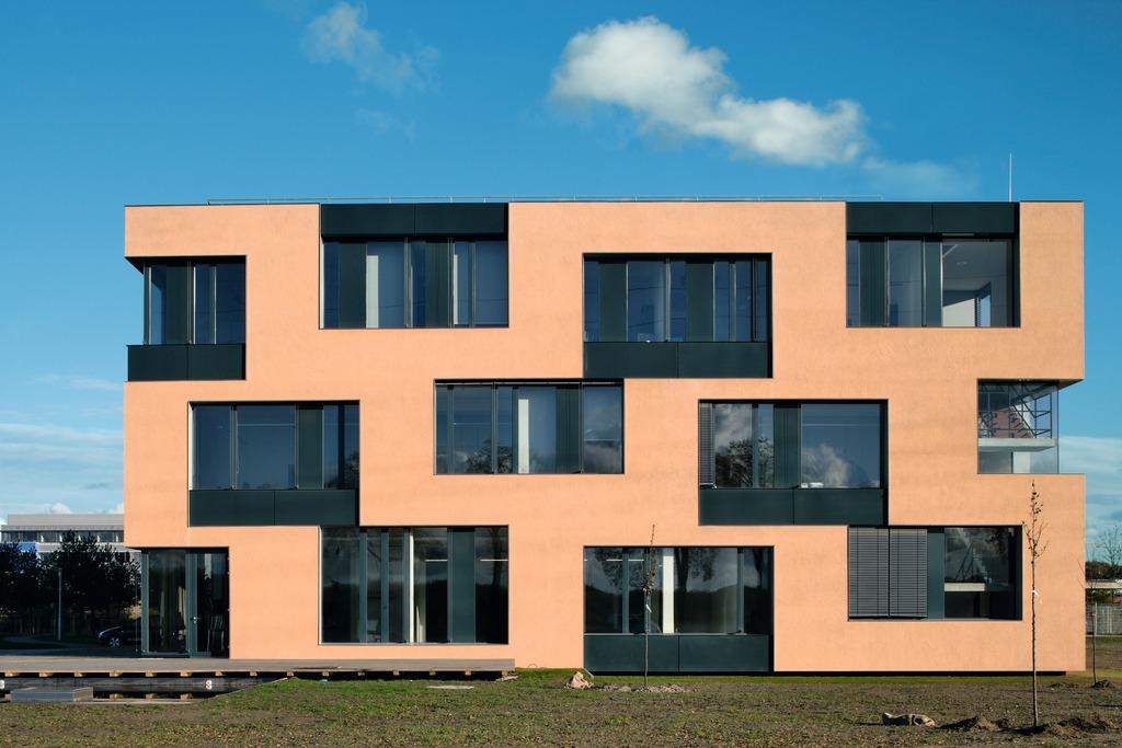 Fassadengestaltung Neuss - Malerfachbetrieb Gruber