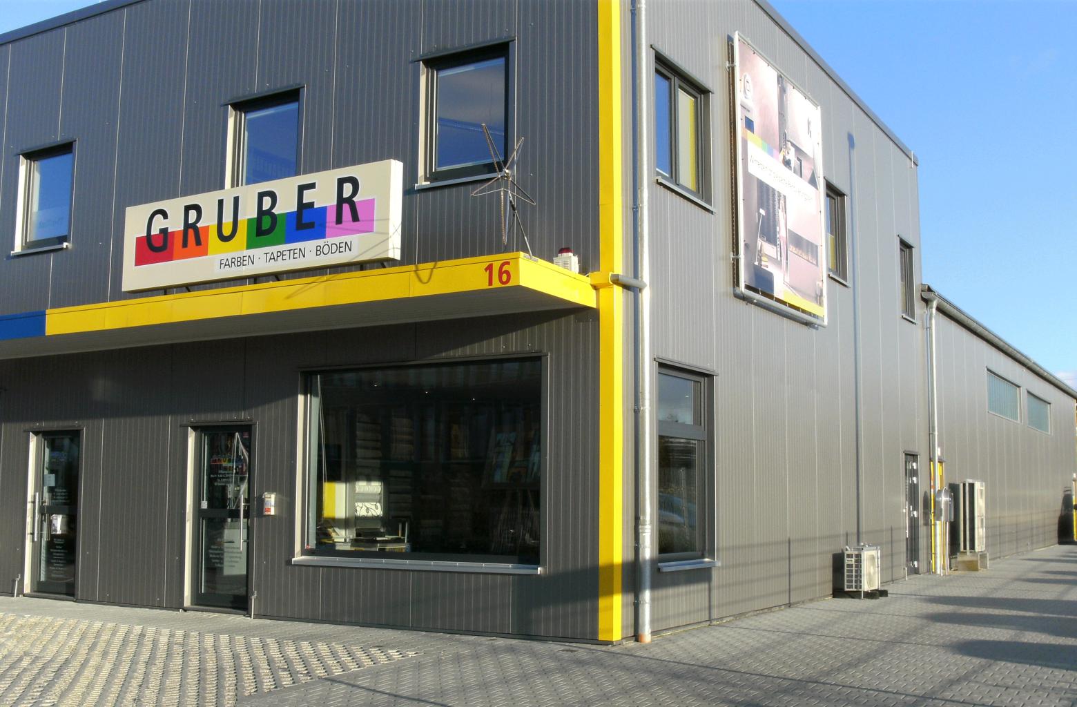Malerfachbetrieb Gruber GmbH & Co. KG